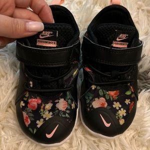 Nike Flex Contact 3 Toddler Girls Sneaker